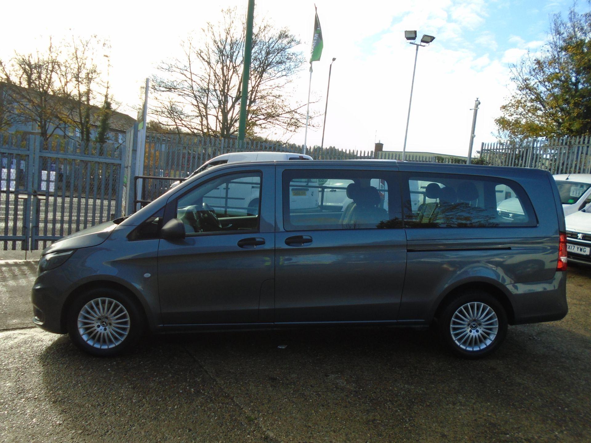 2018 Mercedes-Benz Vito 119 Bluetec Tourer Select EURO 6 (KW18TKU) Image 8
