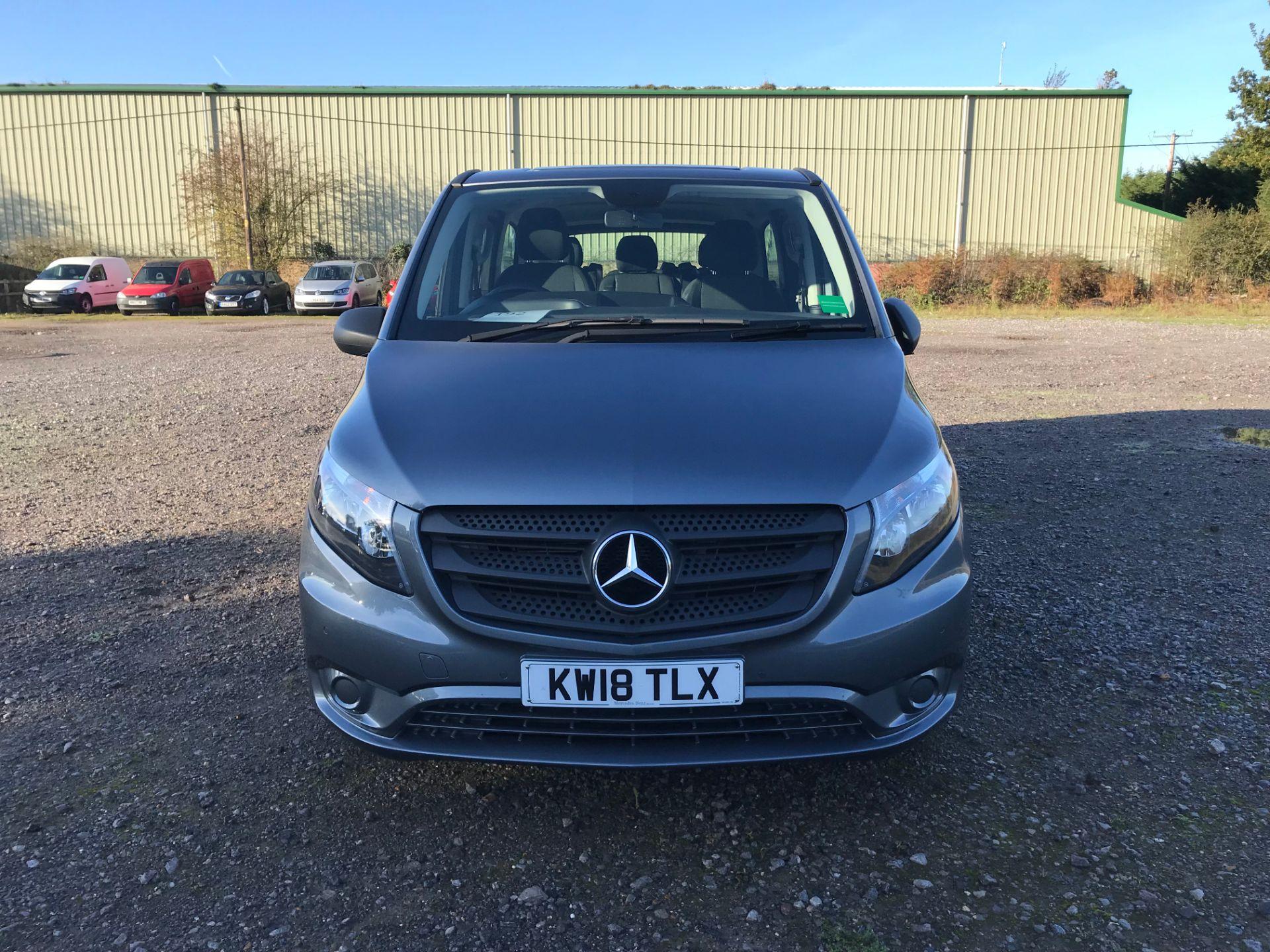 2018 Mercedes-Benz Vito 119 Bluetec Tourer Select (KW18TLX) Image 2