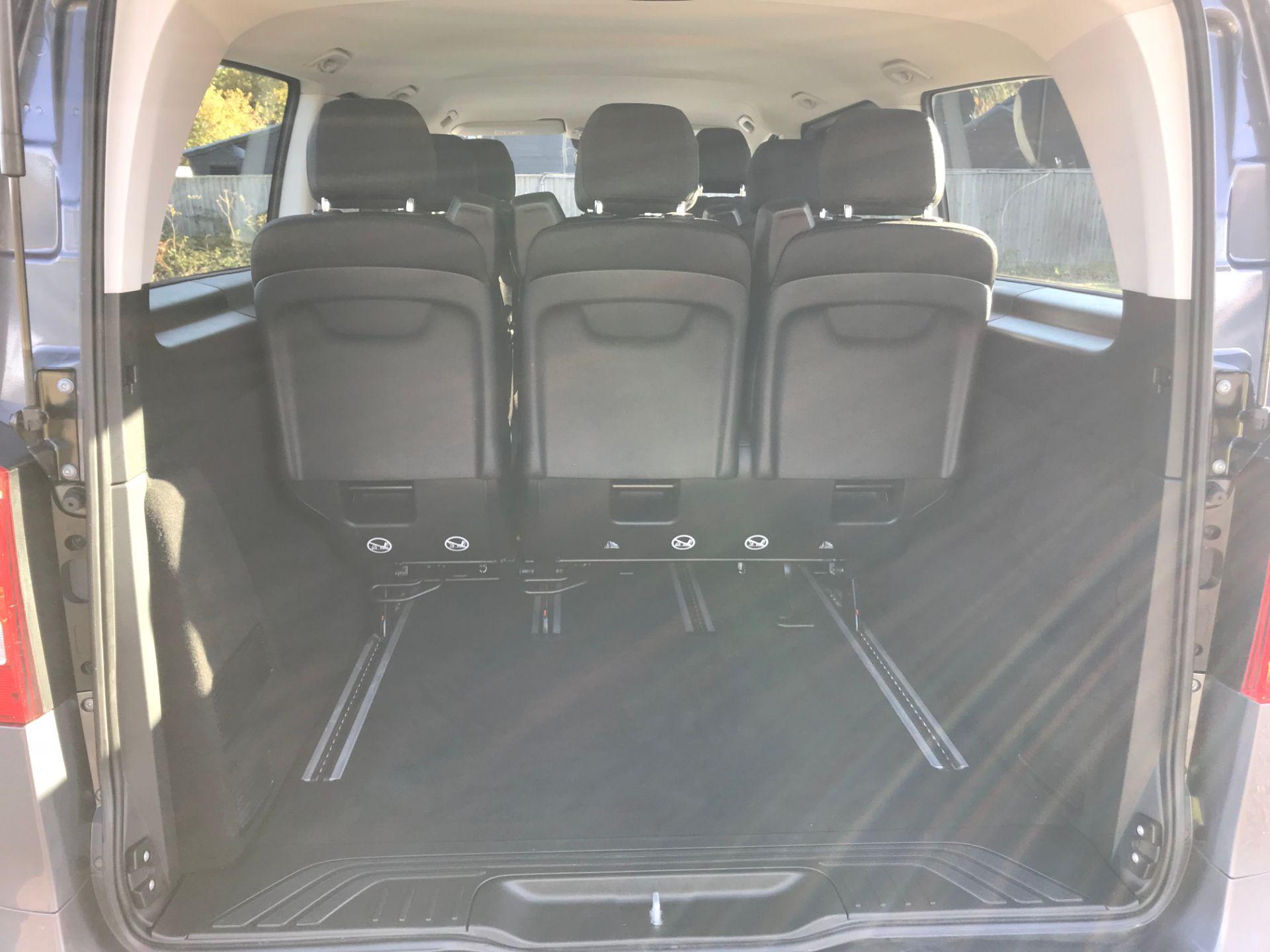 2018 Mercedes-Benz Vito 119 Bluetec Tourer Select (KW18TLX) Image 16