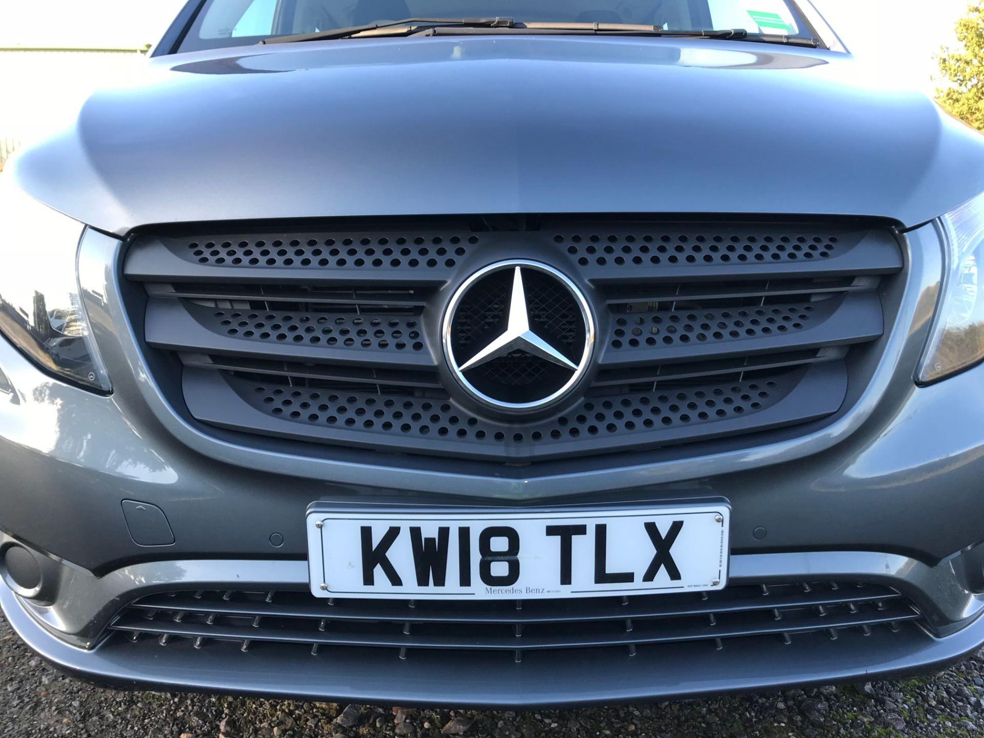 2018 Mercedes-Benz Vito 119 Bluetec Tourer Select (KW18TLX) Image 32
