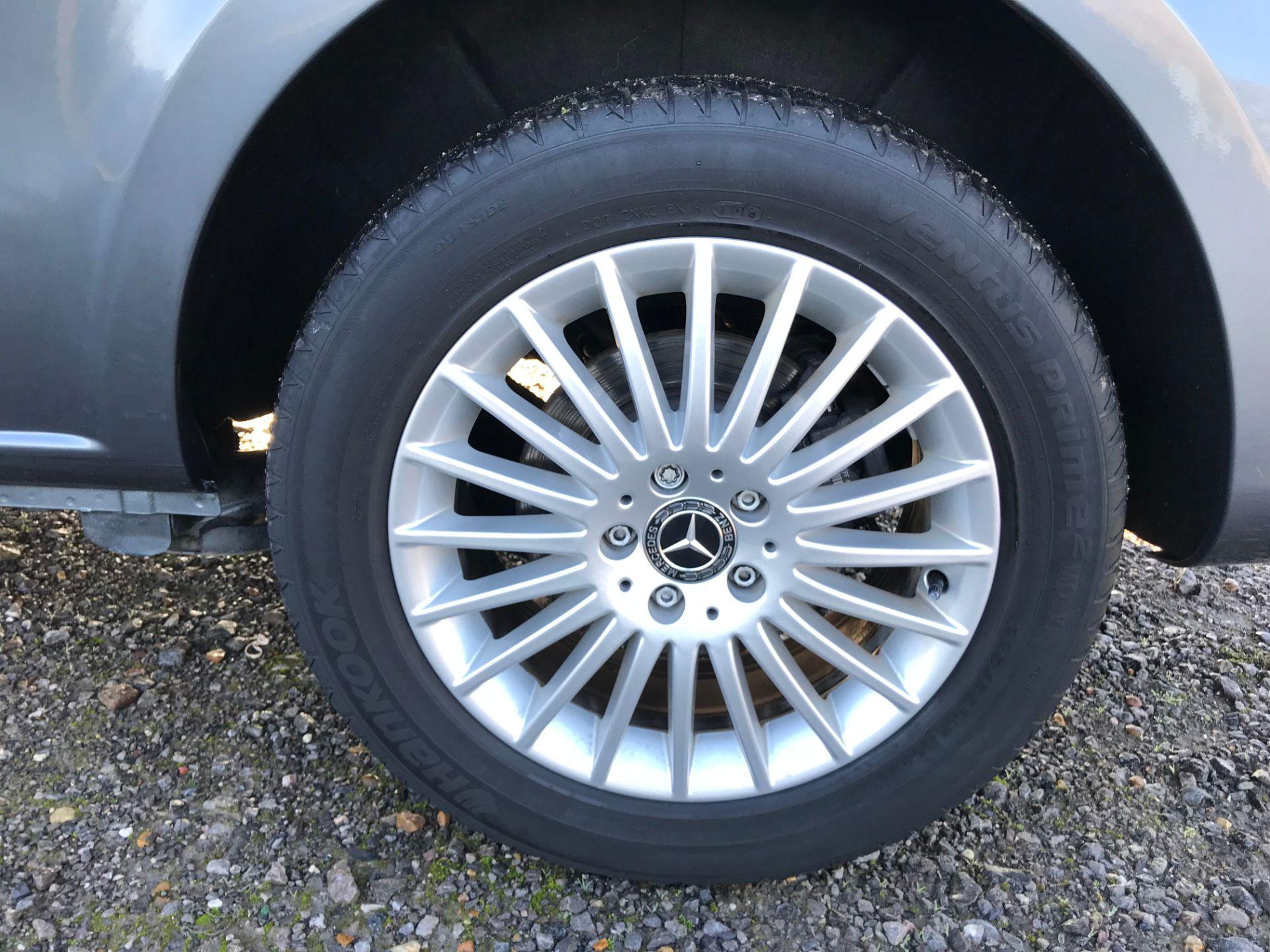2018 Mercedes-Benz Vito 119 Bluetec Tourer Select (KW18TLX) Image 34