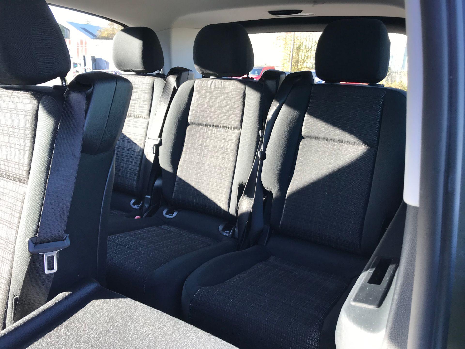 2018 Mercedes-Benz Vito 119 Bluetec Tourer Select (KW18TLX) Image 15