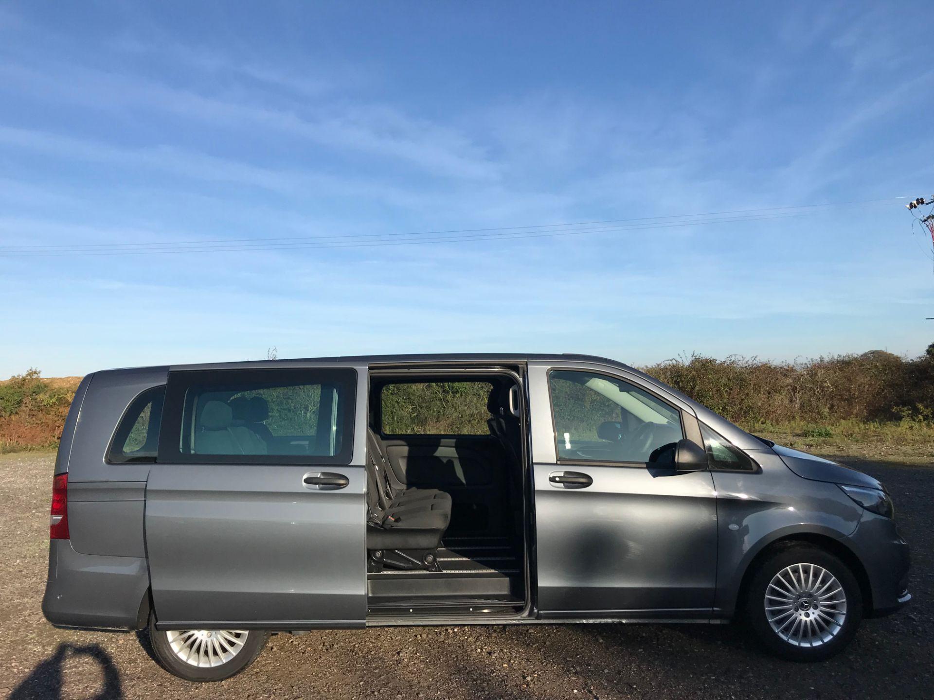 2018 Mercedes-Benz Vito 119 Bluetec Tourer Select (KW18TLX) Image 8