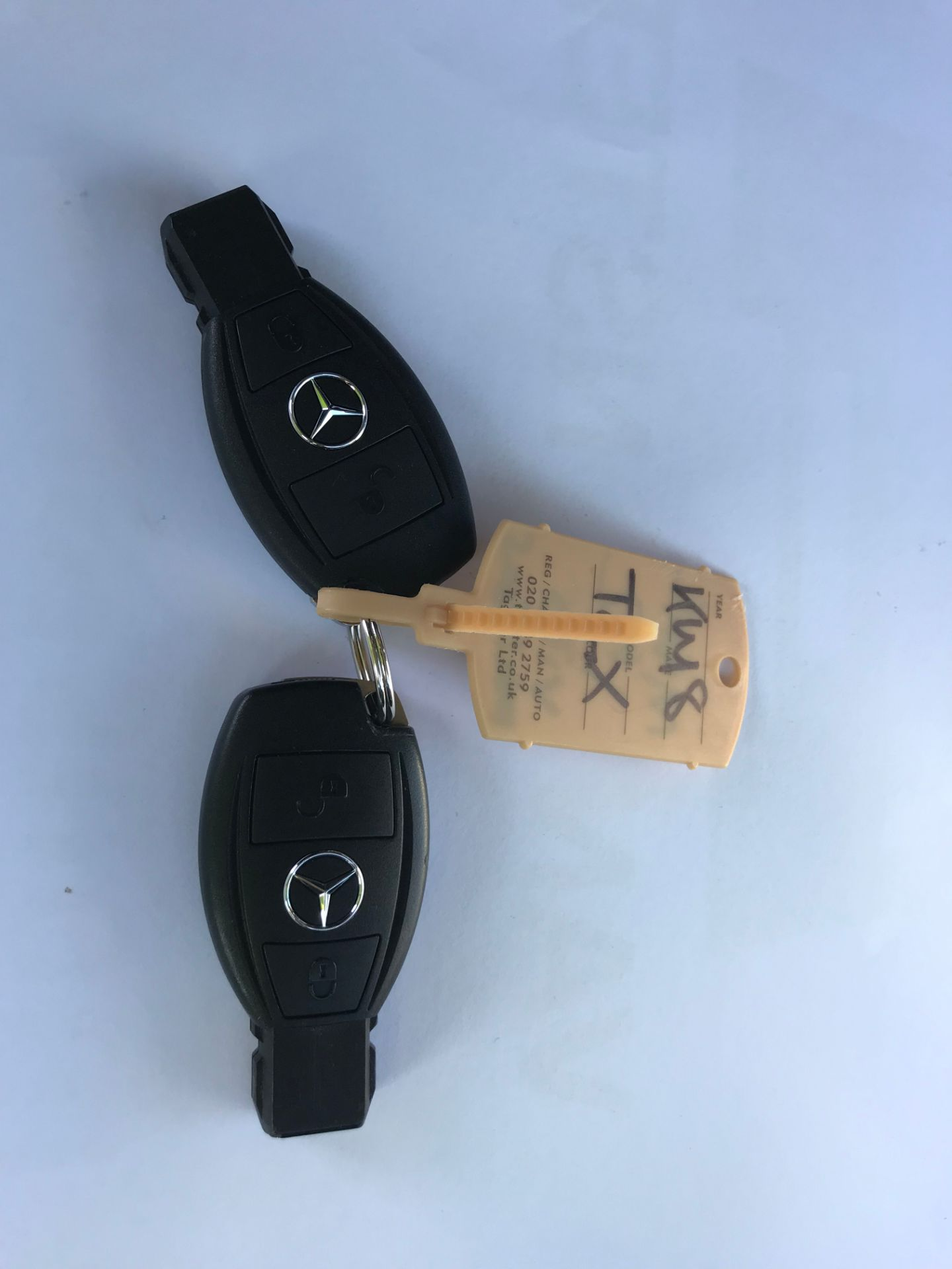 2018 Mercedes-Benz Vito 119 Bluetec Tourer Select (KW18TLX) Image 38