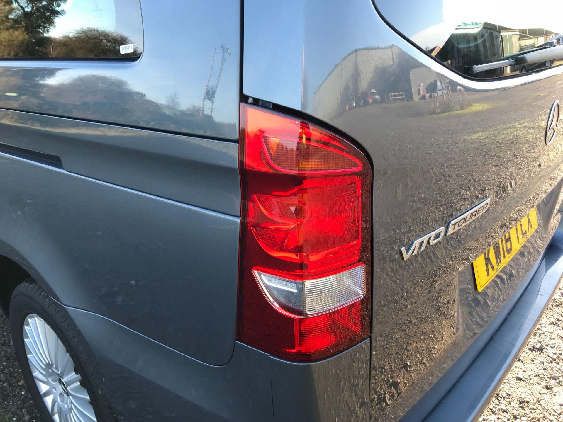 2018 Mercedes-Benz Vito 119 Bluetec Tourer Select (KW18TLX) Image 35