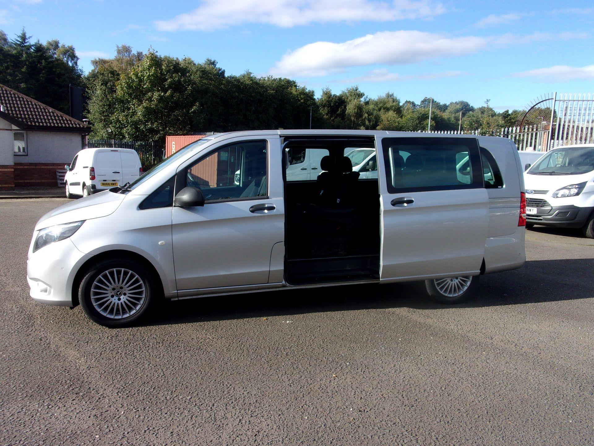 2019 Mercedes-Benz Vito 119 CDI TOURER SELECT 9 SEATER 7G-TRONIC (KW19KKE) Image 25