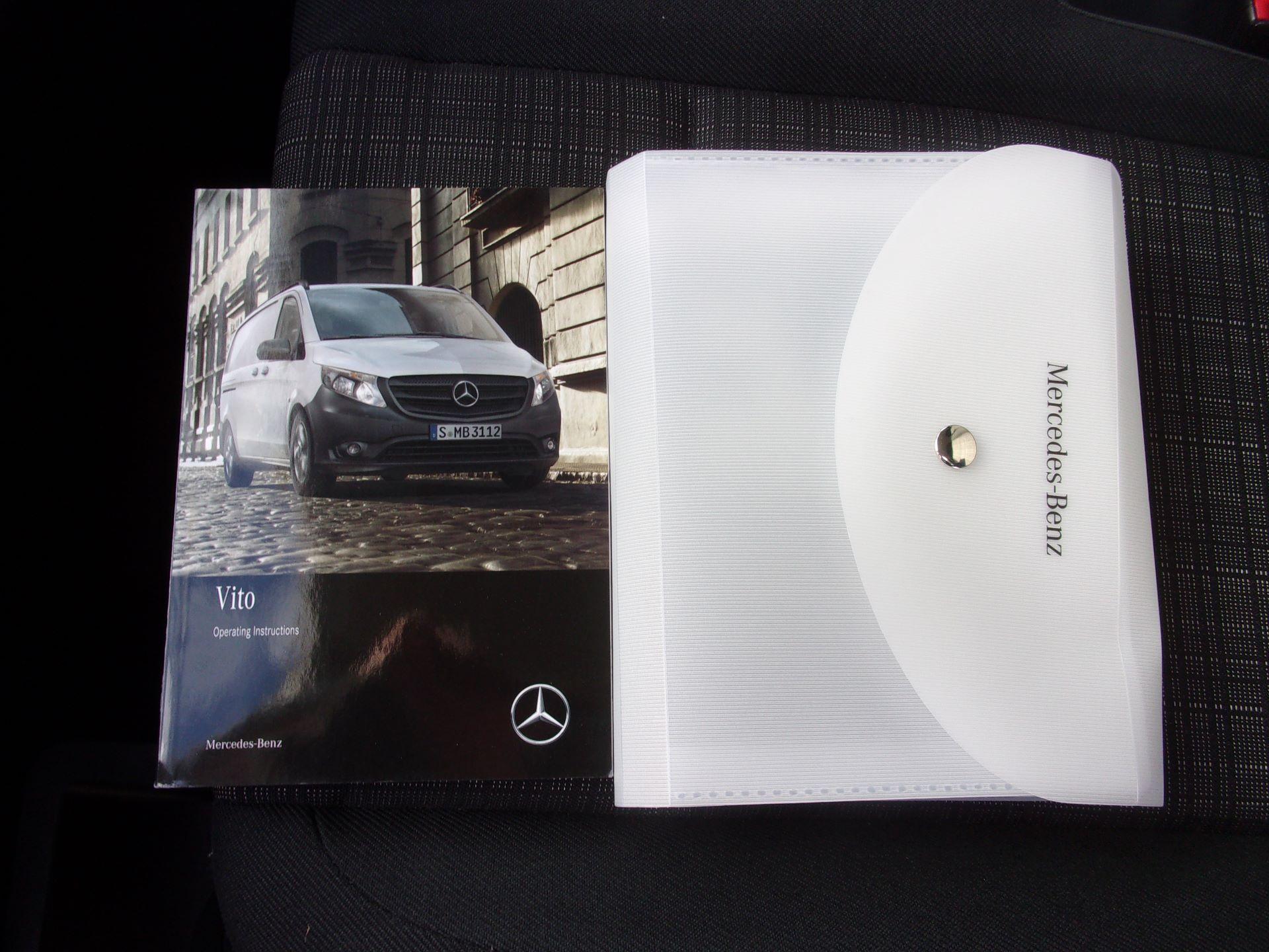 2019 Mercedes-Benz Vito 119 CDI TOURER SELECT 9 SEATER 7G-TRONIC (KW19KKE) Image 27