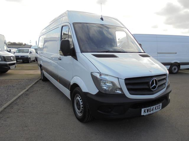2015 Mercedes-Benz Sprinter  313 LWB H/R EURO 5 129PS (KW64KXD)