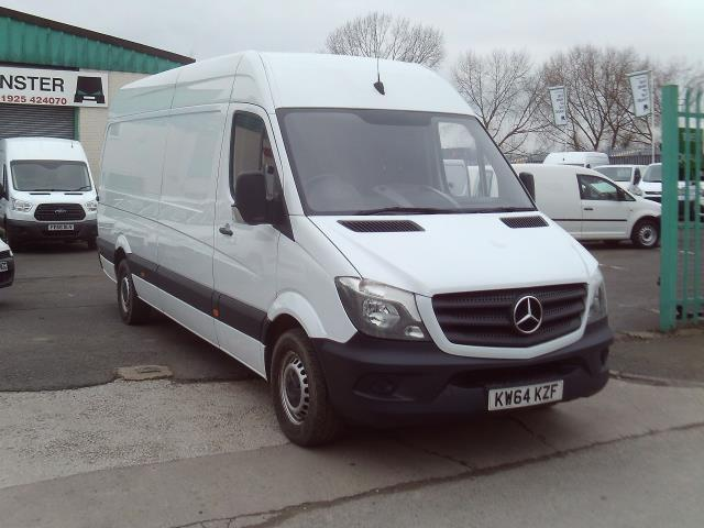 2015 Mercedes-Benz Sprinter 313cdi lwb High Roof 130ps   (KW64KZF)