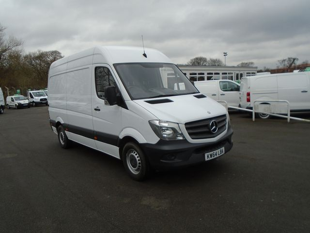 2015 Mercedes-Benz Sprinter 313 CDI MWB 3.5t High Roof Van (KW64LBA)