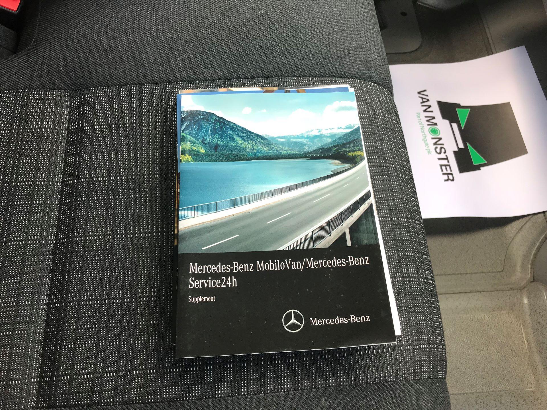 2016 Mercedes-Benz Sprinter  314 LWB H/R VAN EURO 6 (KW66FGD) Image 25