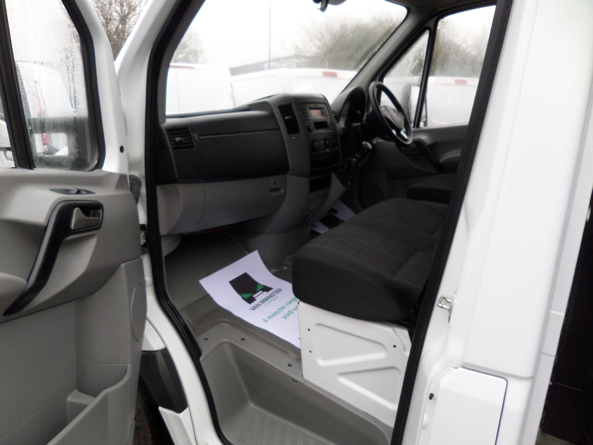 2016 Mercedes-Benz Sprinter 314 LWB Dropside Euro 6 (KW66FHT) Image 6