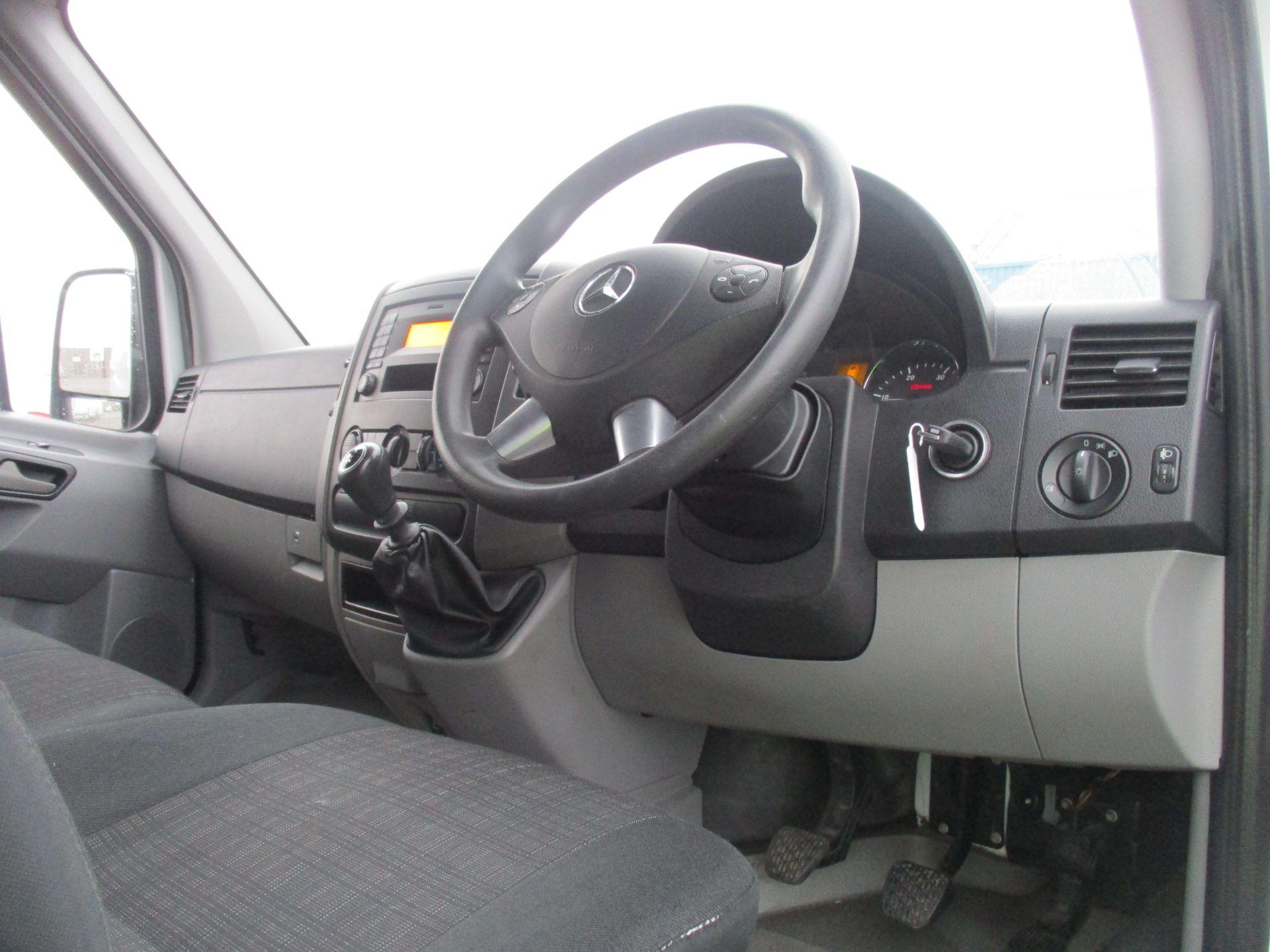 2016 Mercedes-Benz Sprinter 314 LWB H/R VAN EURO6 (KW66FLJ) Image 13