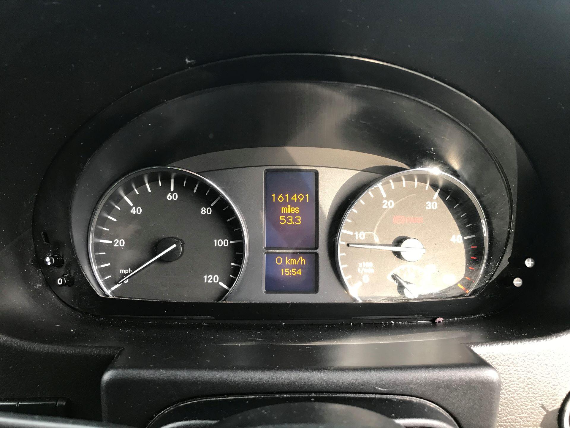 2018 Mercedes-Benz Sprinter  314 LWB H/R VAN EURO 6 (KW67XMD) Image 24