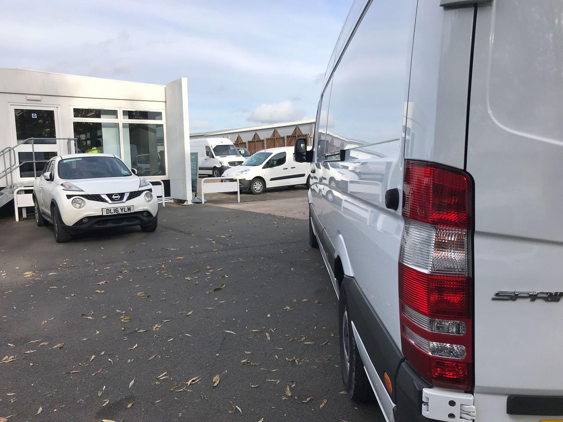 2018 Mercedes-Benz Sprinter  314 LWB H/R VAN EURO 6 (KW67XMD) Image 15