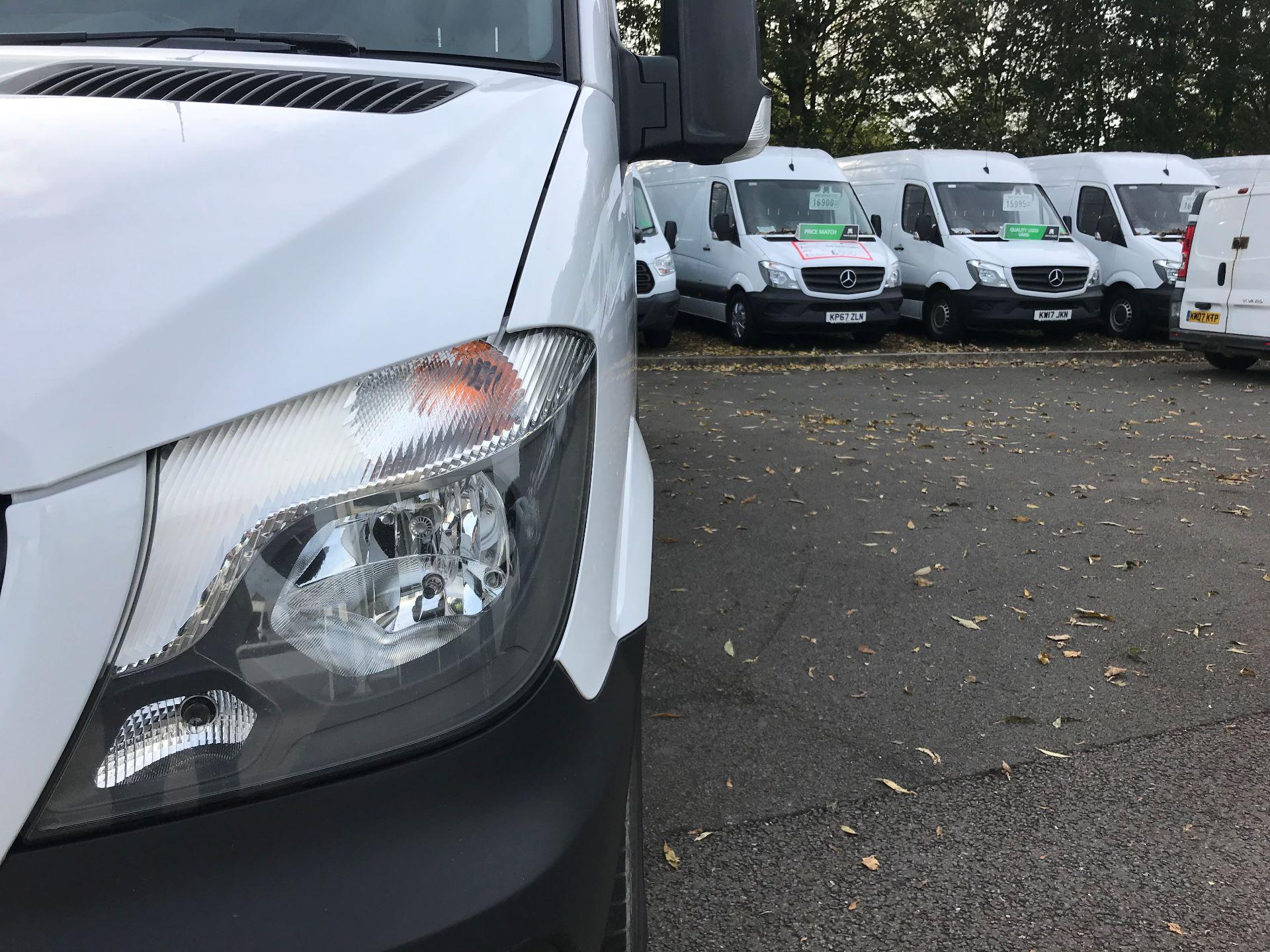 2018 Mercedes-Benz Sprinter  314 LWB H/R VAN EURO 6 (KW67XMD) Image 16