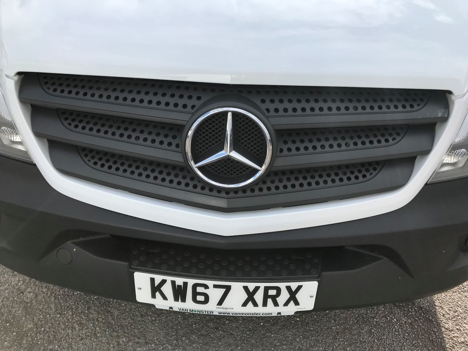 2018 Mercedes-Benz Sprinter  314 MWB H/R VAN EURO 6 (KW67XRX) Image 13