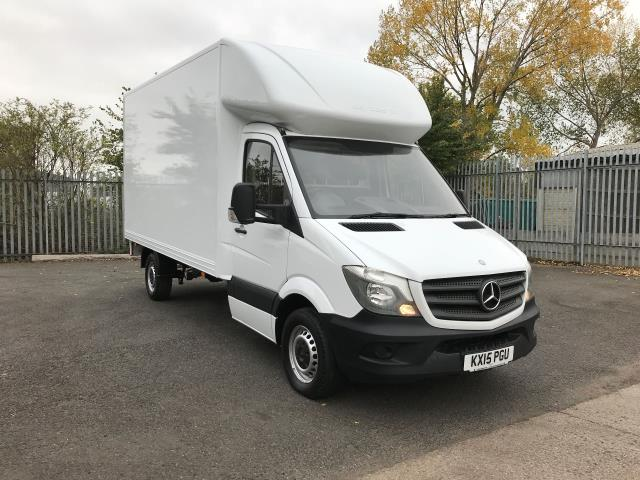 2015 Mercedes-Benz Sprinter 313CDI 13FT LUTON 130PS EURO 5 (KX15PGU)