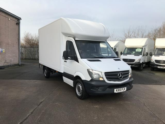 2015 Mercedes-Benz Sprinter 313CDI 13FT LUTON 130PS EURO 5 TAIL LIFT (KX15PJV)