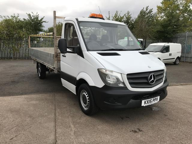 2015 Mercedes-Benz Sprinter  313CDI 13FT DROPSIDE 130PS EURO 5 (KX15PPV)