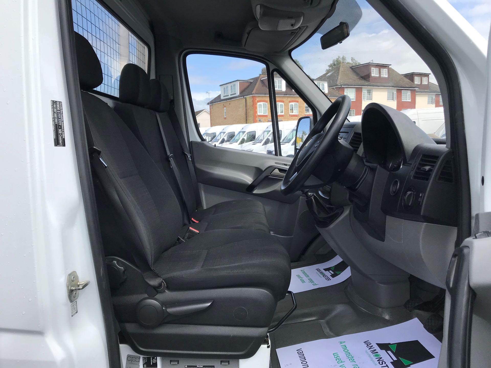 2016 Mercedes-Benz Sprinter  313 LWB DROP SIDE EURO 5  (KX16BWH) Image 21