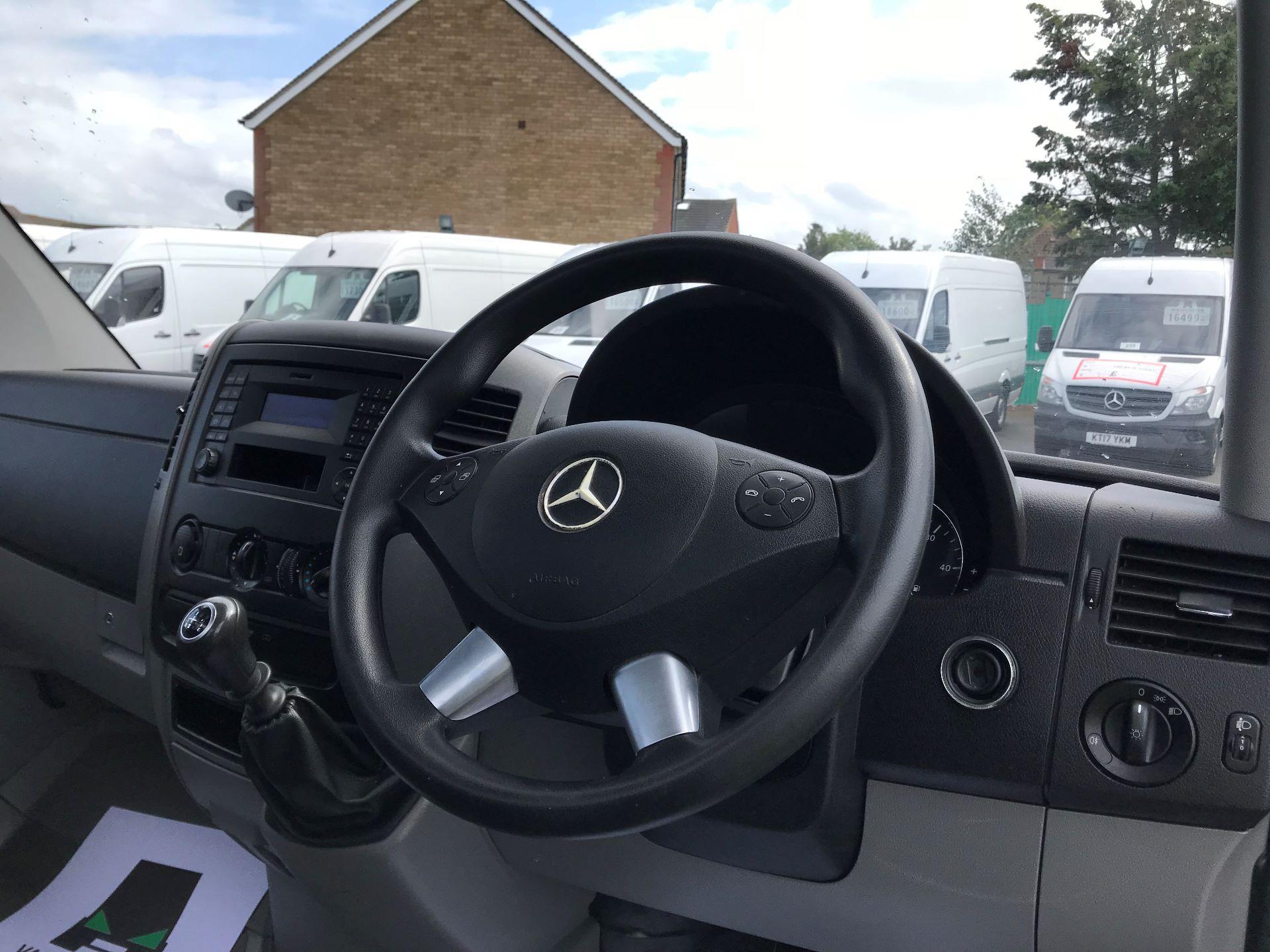 2016 Mercedes-Benz Sprinter  313 LWB DROP SIDE EURO 5  (KX16BWH) Image 22