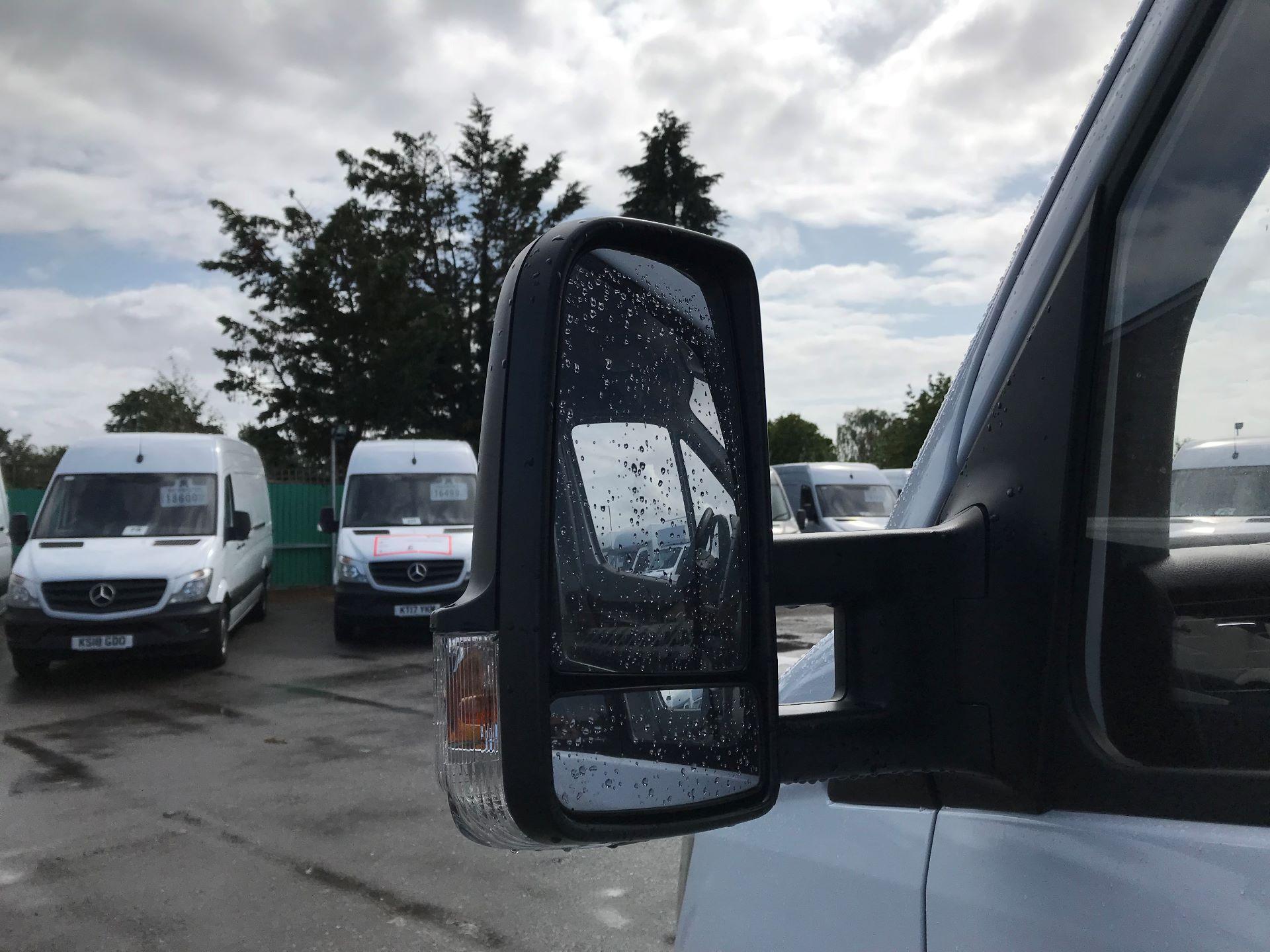 2016 Mercedes-Benz Sprinter  313 LWB DROP SIDE EURO 5  (KX16BWH) Image 10