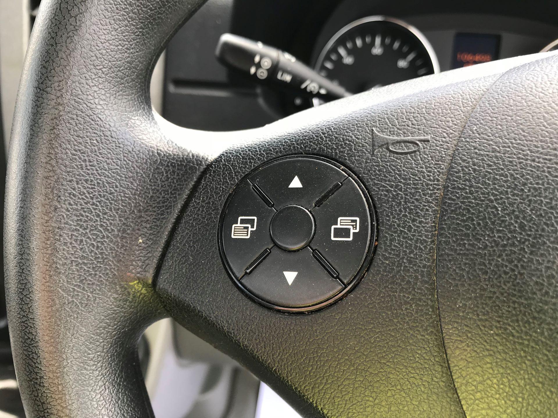 2016 Mercedes-Benz Sprinter  313 LWB DROP SIDE EURO 5  (KX16BWH) Image 25