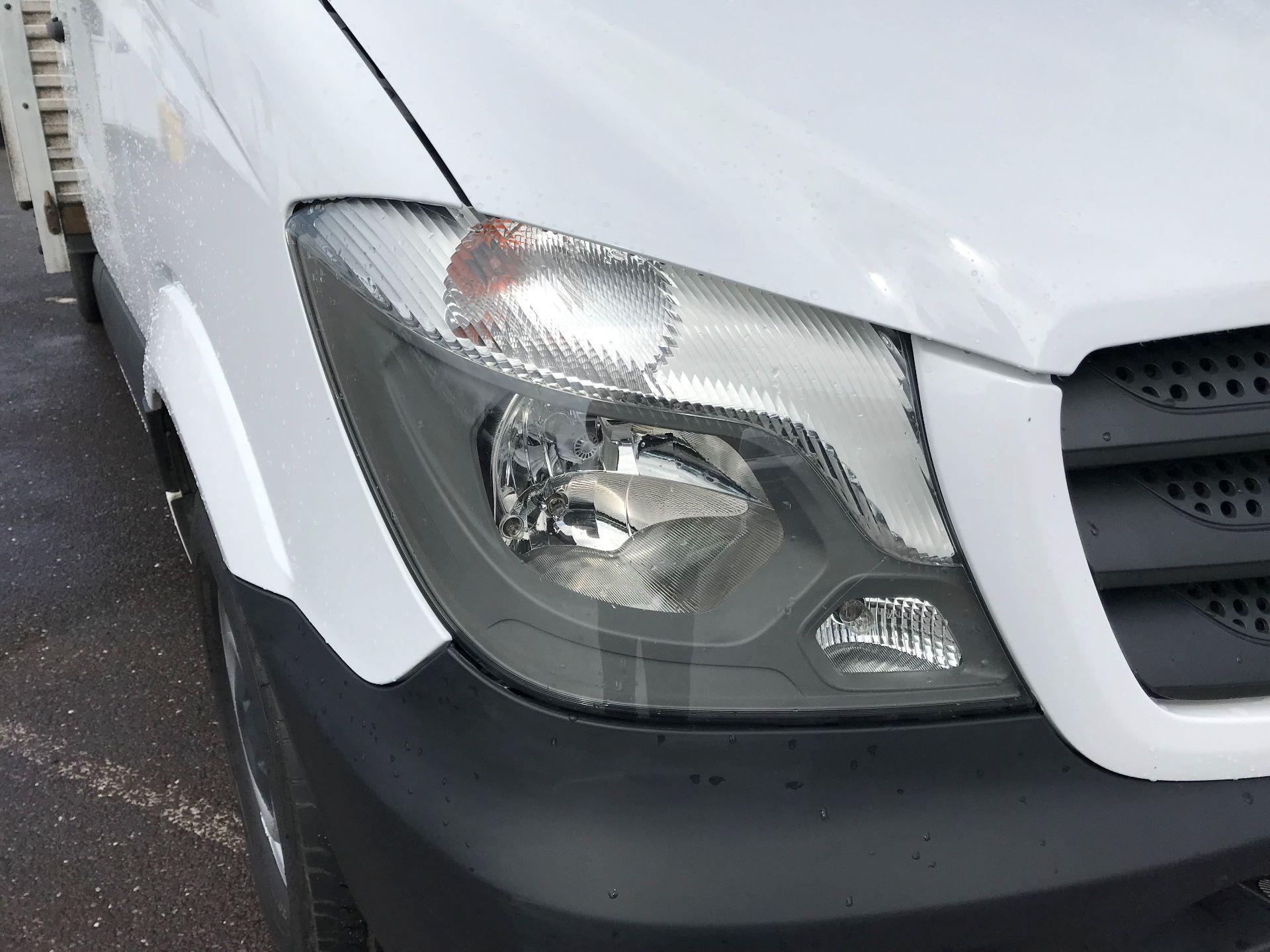 2016 Mercedes-Benz Sprinter  313 LWB DROP SIDE EURO 5  (KX16BWH) Image 13