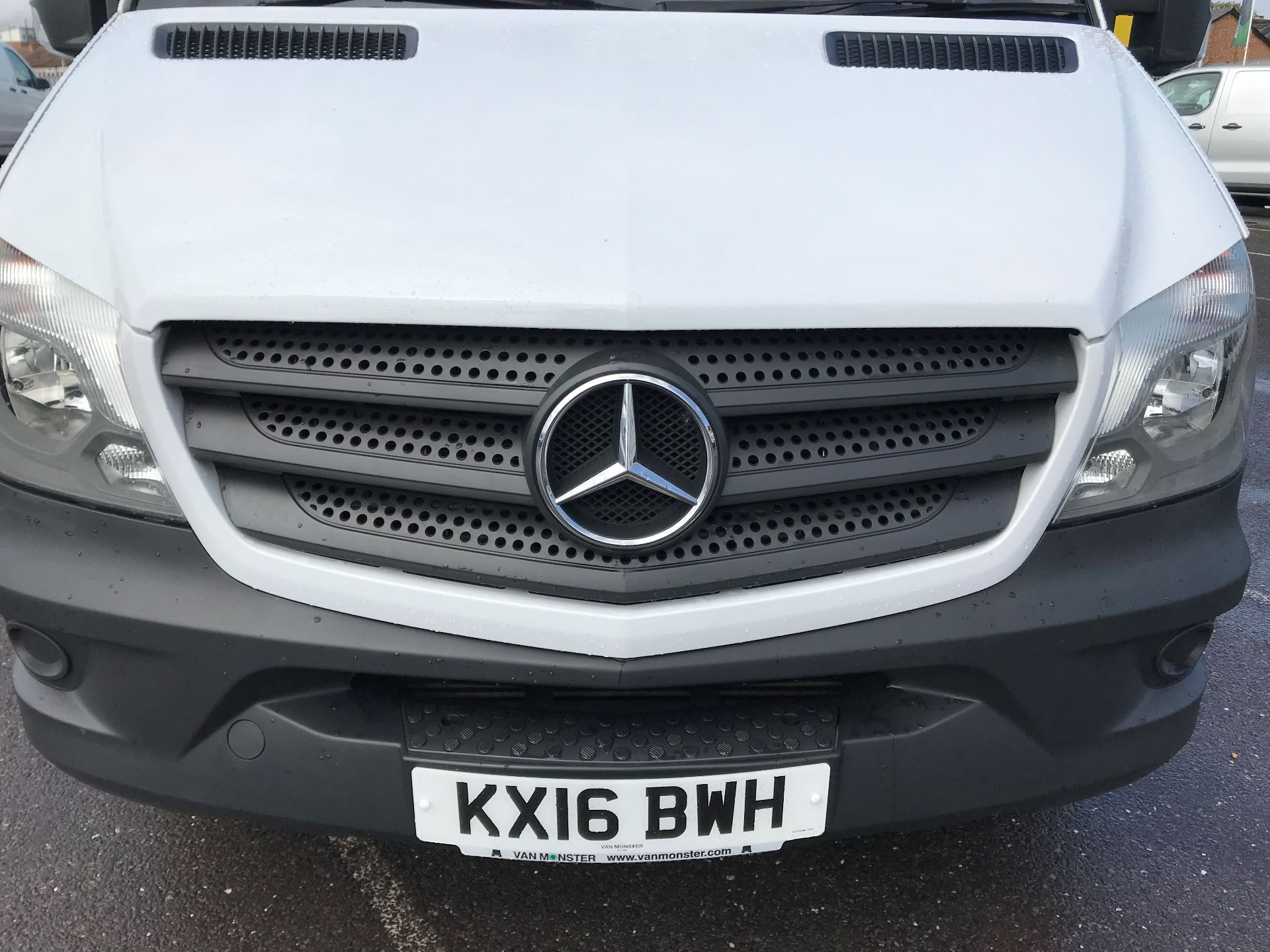 2016 Mercedes-Benz Sprinter  313 LWB DROP SIDE EURO 5  (KX16BWH) Image 11