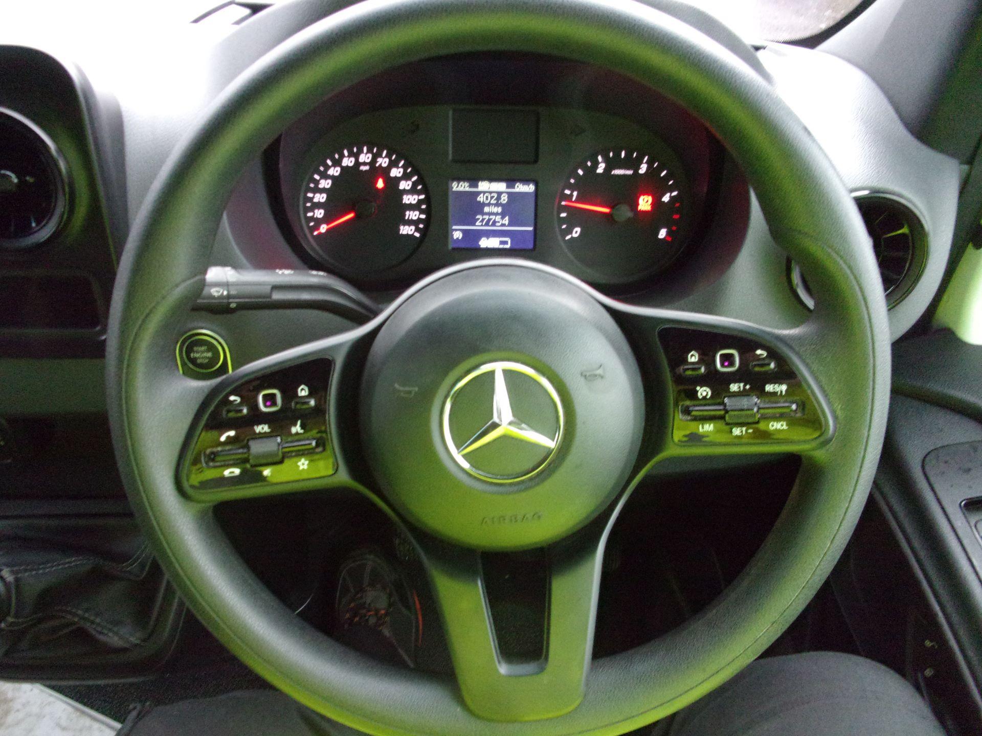 2018 Mercedes-Benz Sprinter 314 CDI L3 DIESEL RWD H2 VAN EURO 6 (KX18ACD) Image 5