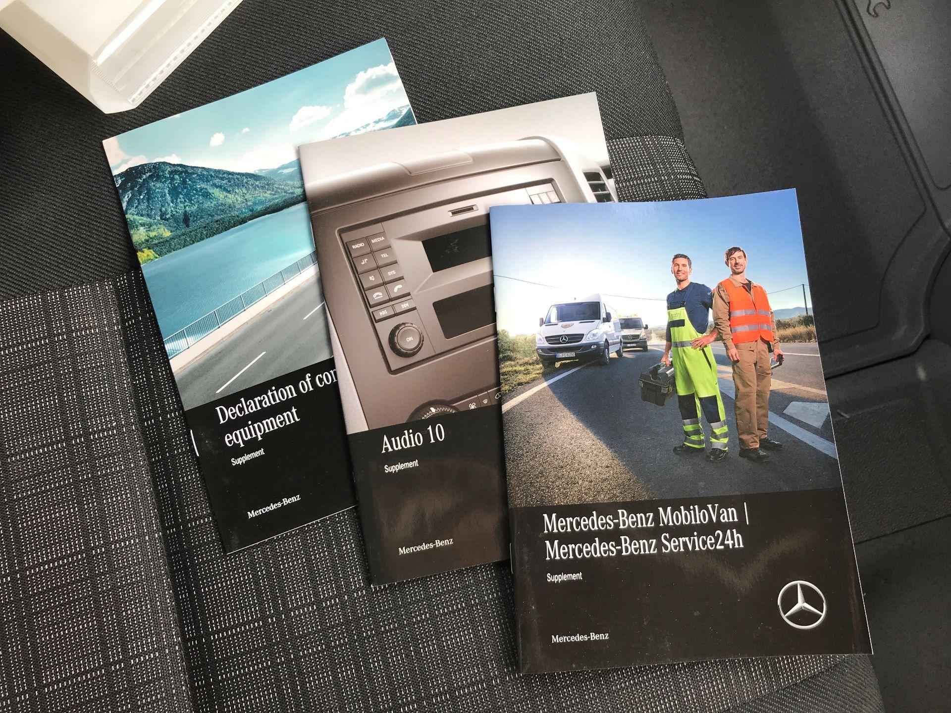 2018 Mercedes-Benz Sprinter 314CDI LWB HIGH ROOF 140PS EURO 6 (KX18NGU) Image 25