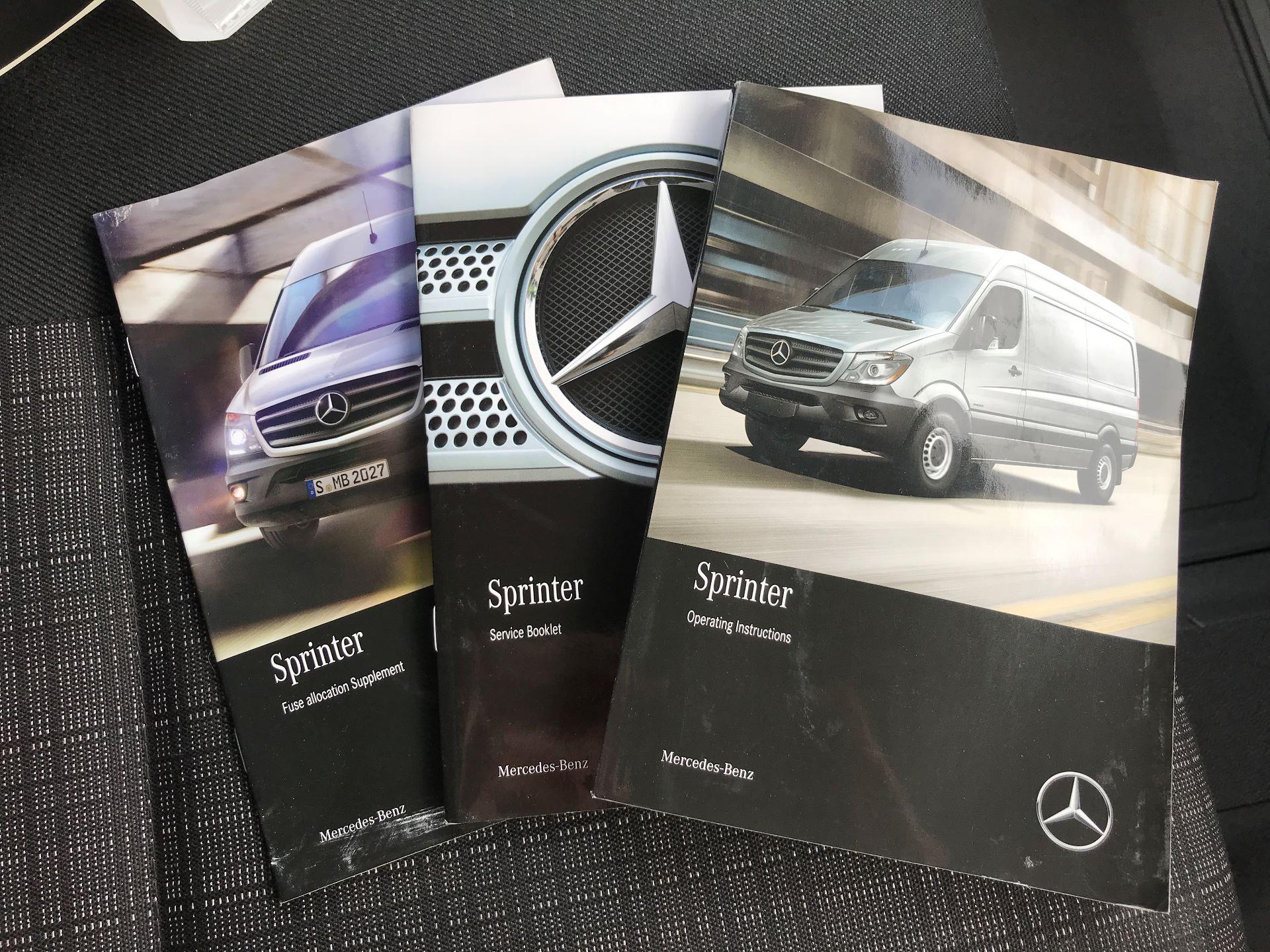 2018 Mercedes-Benz Sprinter 314CDI LWB HIGH ROOF 140PS EURO 6 (KX18NGU) Image 24