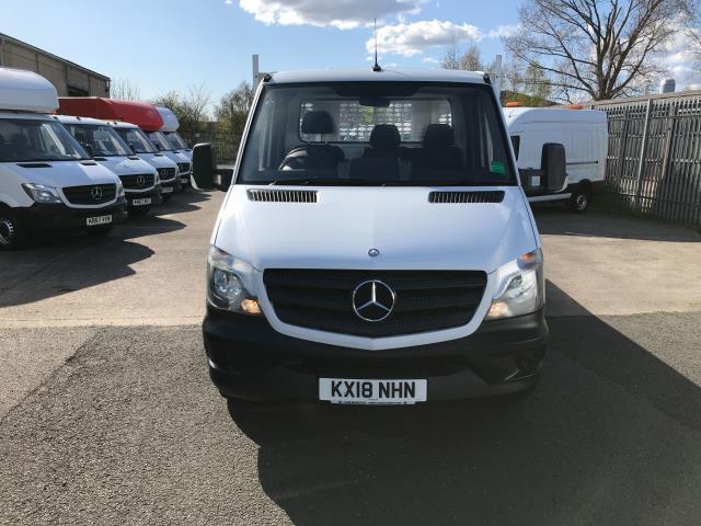 2018 Mercedes-Benz Sprinter 314CDI 13FT DROPSIDE 140PS TAIL LIFT EURO 6 (KX18NHN) Image 14
