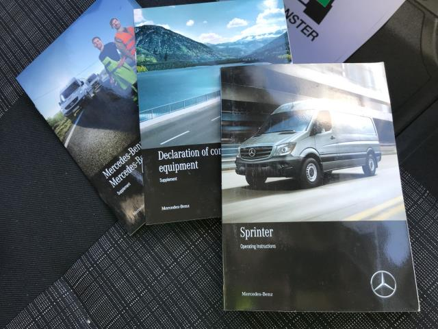 2018 Mercedes-Benz Sprinter 314CDI 13FT DROPSIDE 140PS TAIL LIFT EURO 6 (KX18NHN) Image 22