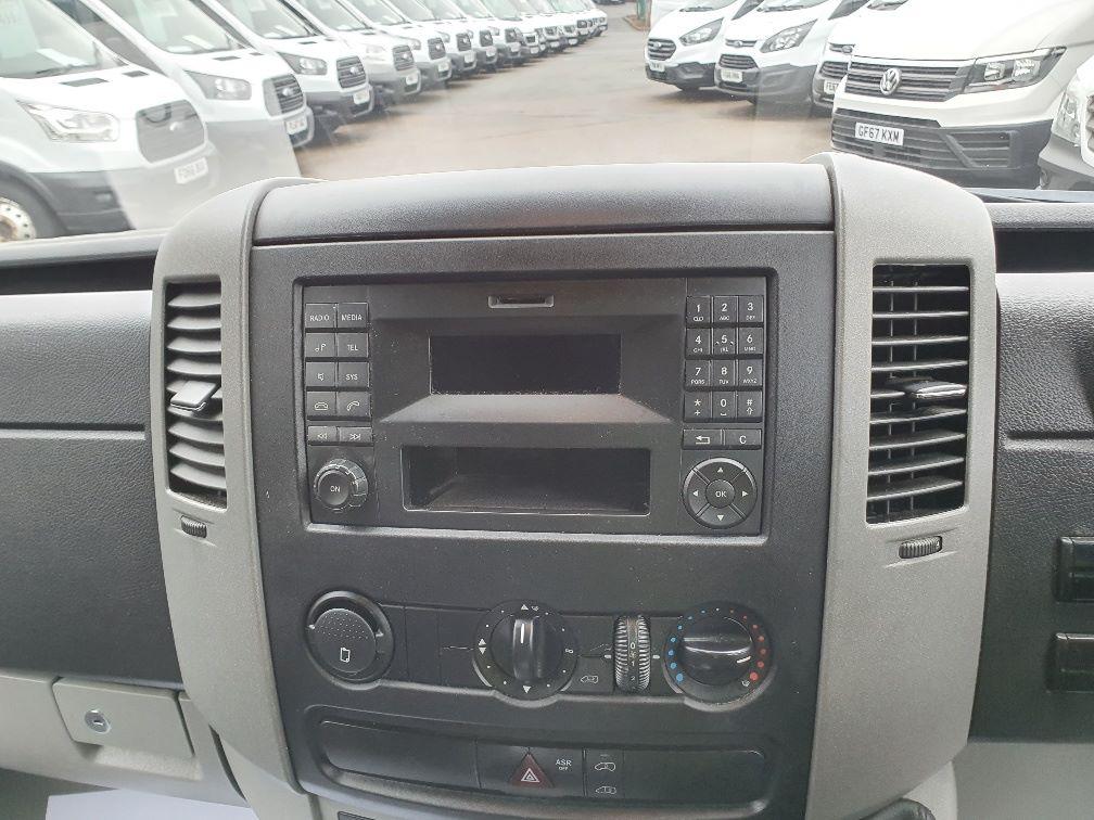 2018 Mercedes-Benz Sprinter  314 LWB H/R VAN EURO 6 (KX18NPN) Image 6