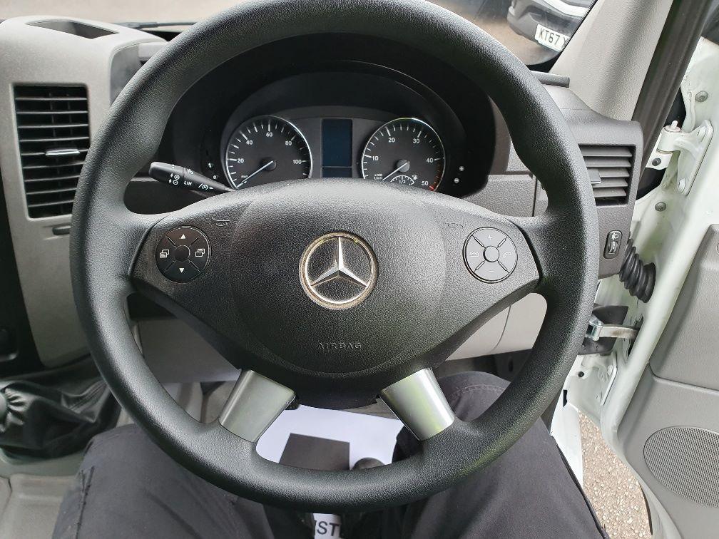 2018 Mercedes-Benz Sprinter  314 LWB H/R VAN EURO 6 (KX18NPN) Image 9
