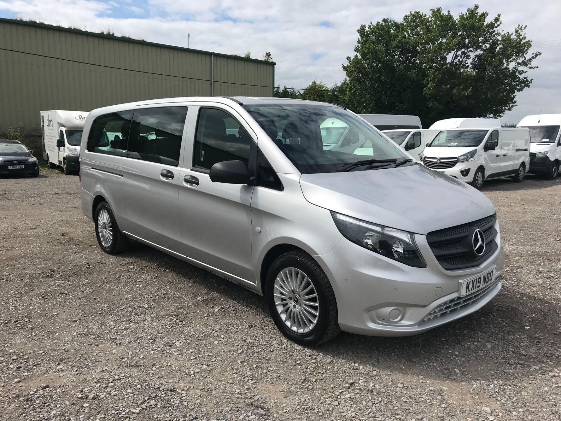 2019 Mercedes-Benz Vito 119 Bluetec Tourer Select (KX19NBO)