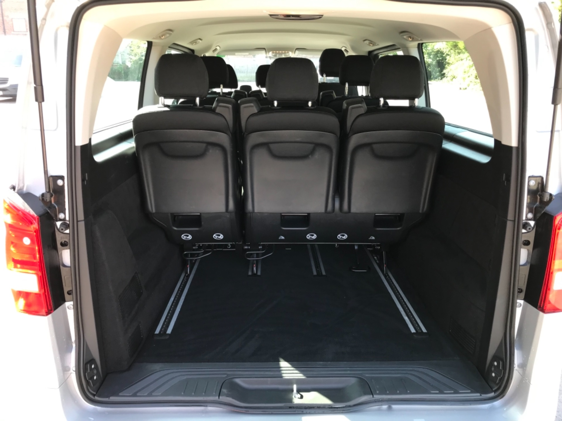 2019 Mercedes-Benz Vito 119 Cdi Select 8-Seater 7G-Tronic (KX19NCF) Image 28