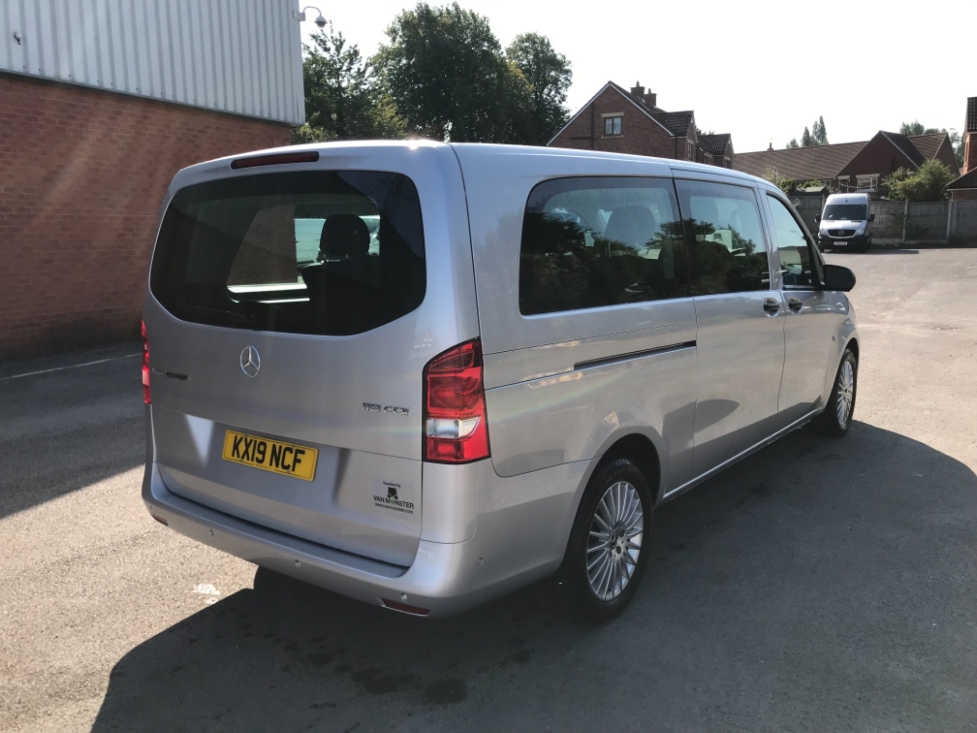 2019 Mercedes-Benz Vito 119 Cdi Select 8-Seater 7G-Tronic (KX19NCF) Image 7