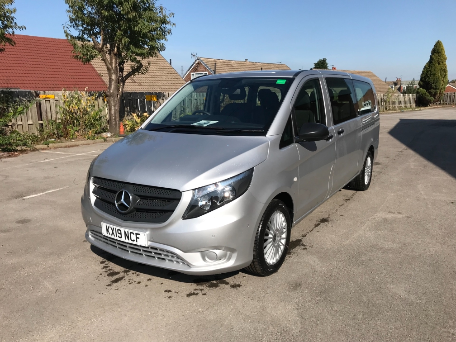 2019 Mercedes-Benz Vito 119 Cdi Select 8-Seater 7G-Tronic (KX19NCF) Image 3