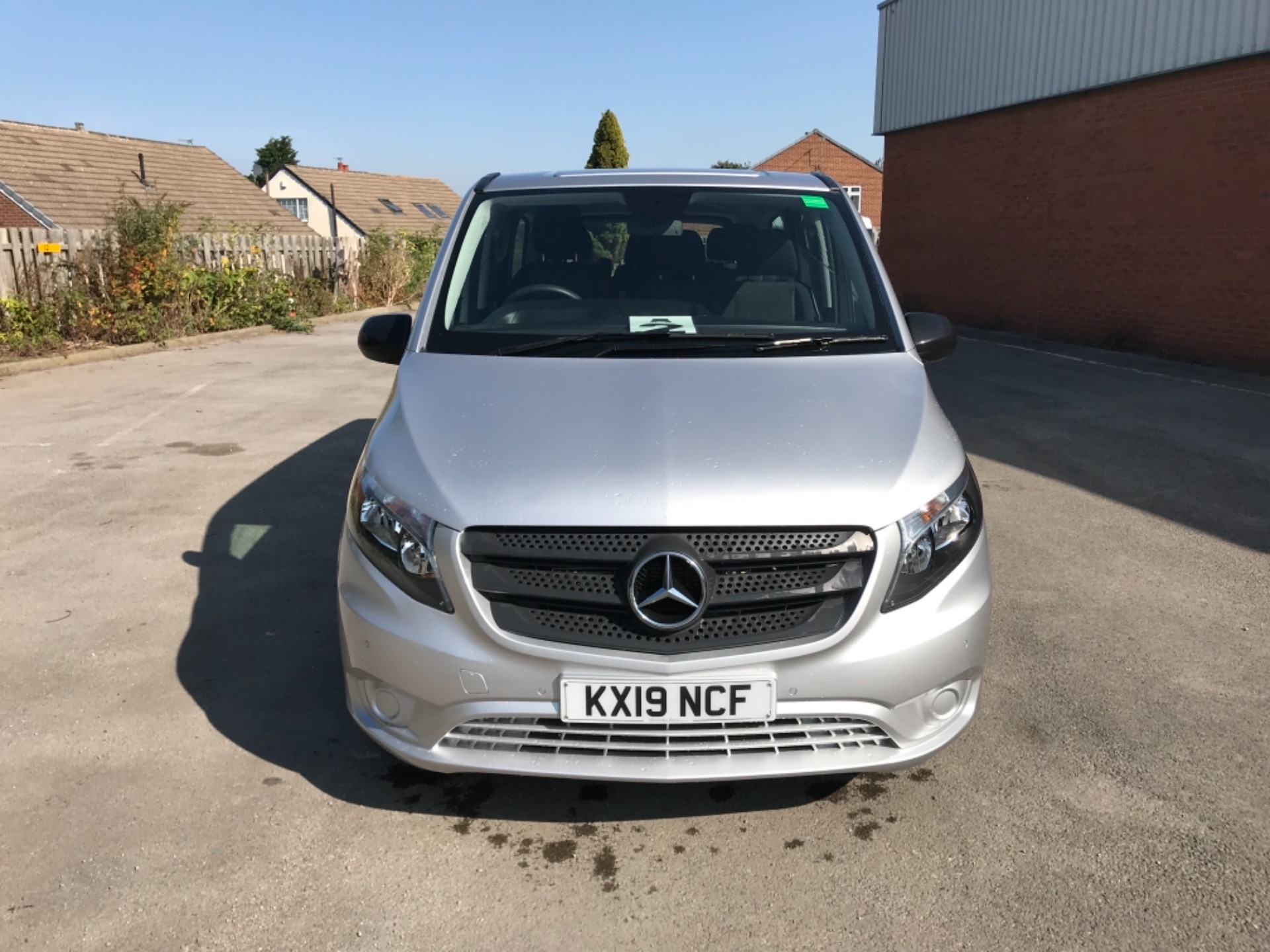 2019 Mercedes-Benz Vito 119 Cdi Select 8-Seater 7G-Tronic (KX19NCF) Image 2