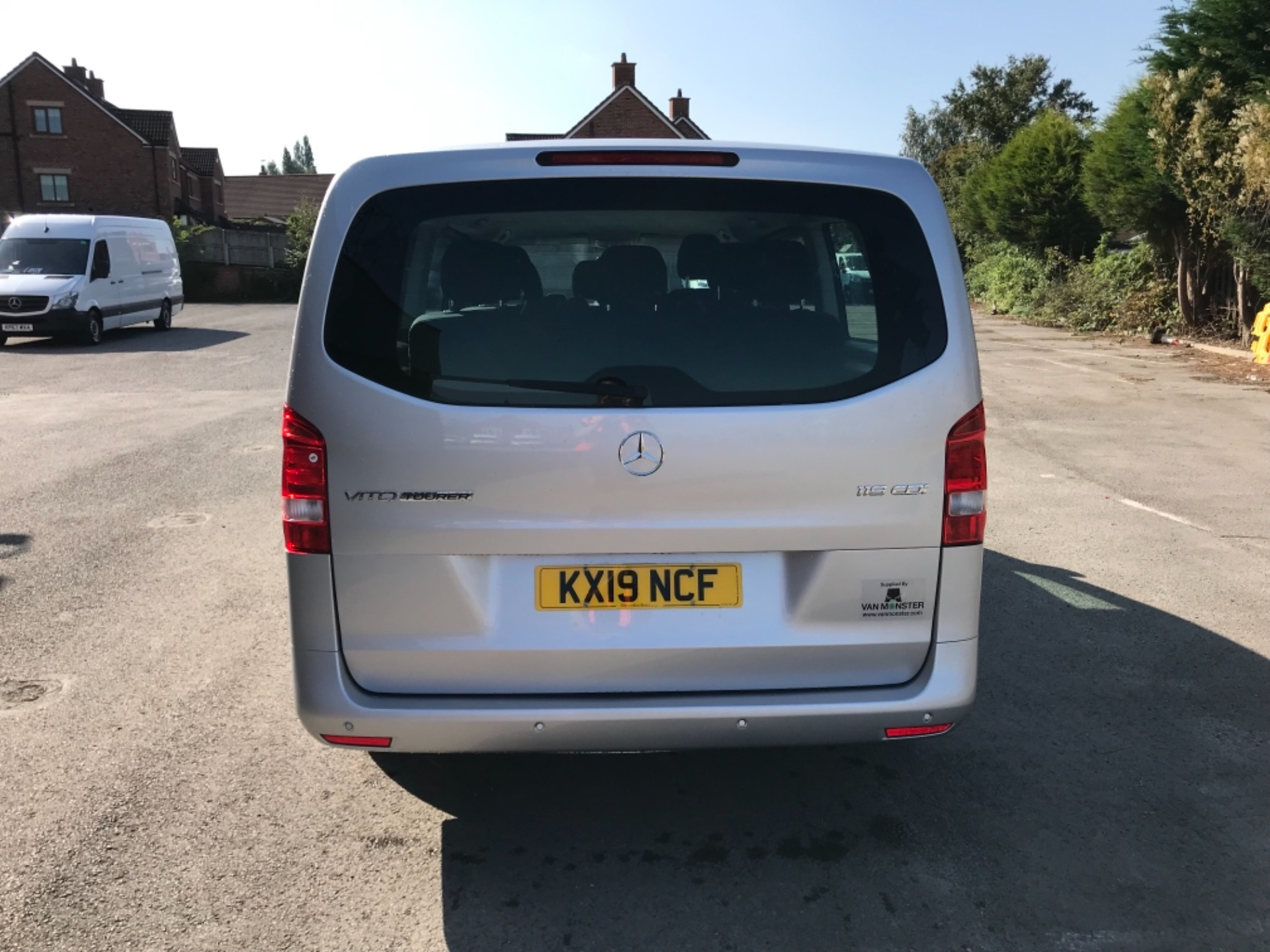 2019 Mercedes-Benz Vito 119 Cdi Select 8-Seater 7G-Tronic (KX19NCF) Image 6
