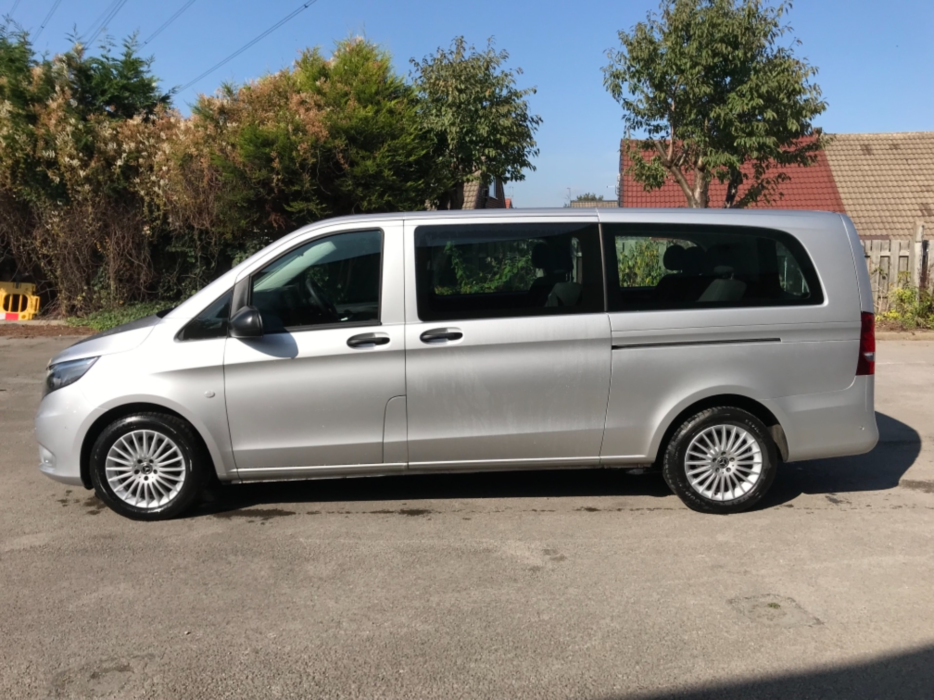 2019 Mercedes-Benz Vito 119 Cdi Select 8-Seater 7G-Tronic (KX19NCF) Image 4
