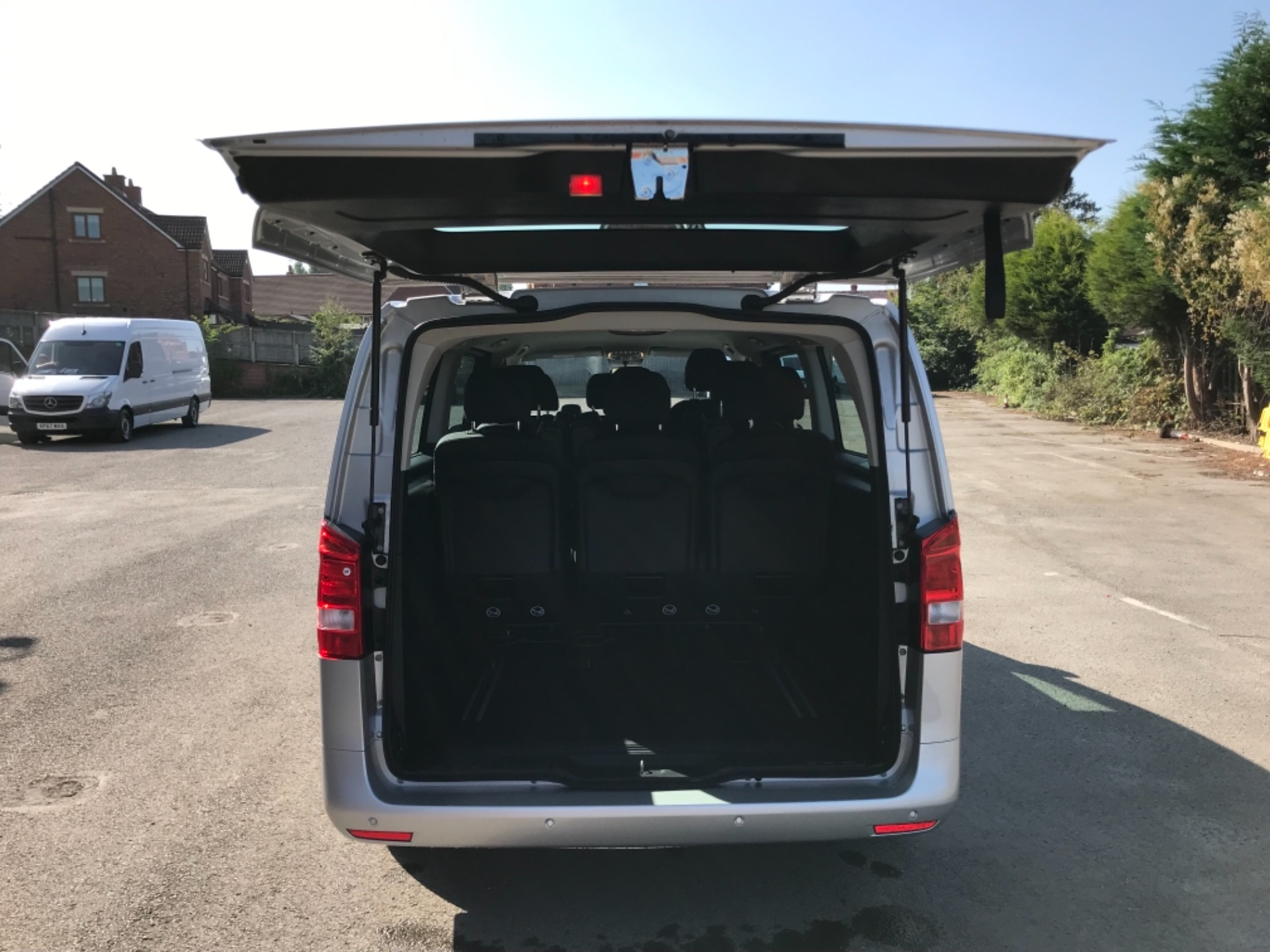 2019 Mercedes-Benz Vito 119 Cdi Select 8-Seater 7G-Tronic (KX19NCF) Image 27