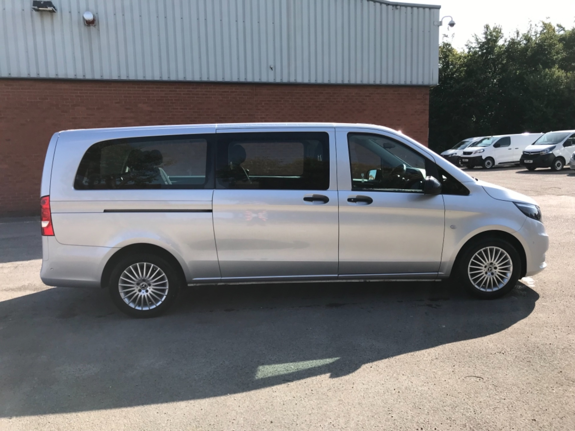 2019 Mercedes-Benz Vito 119 Cdi Select 8-Seater 7G-Tronic (KX19NCF) Image 8