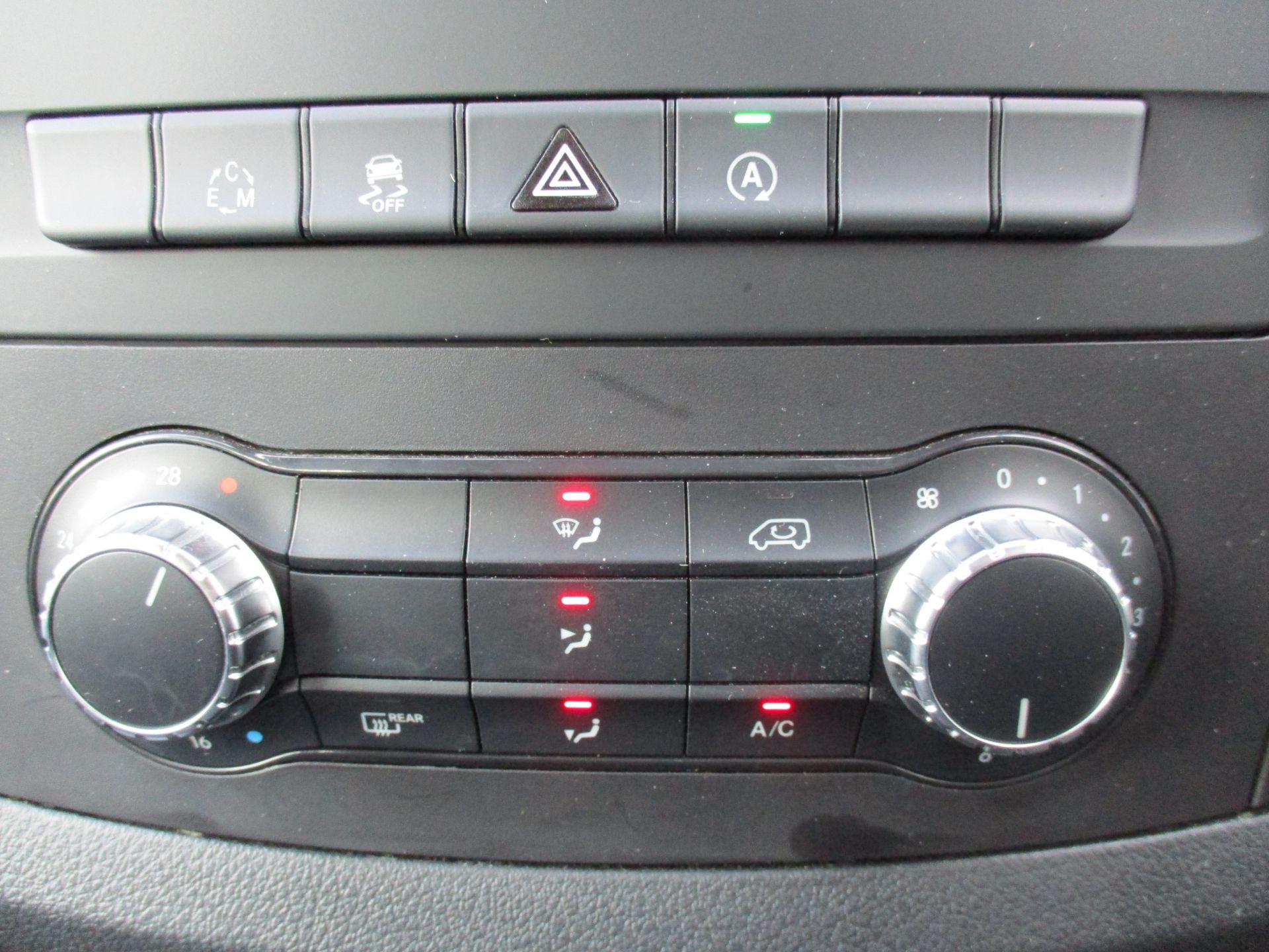 2019 Mercedes-Benz Vito 119 Bluetec Tourer Select 7-Gtronic 9 Seats Euro 6 (KX19RZG) Image 27