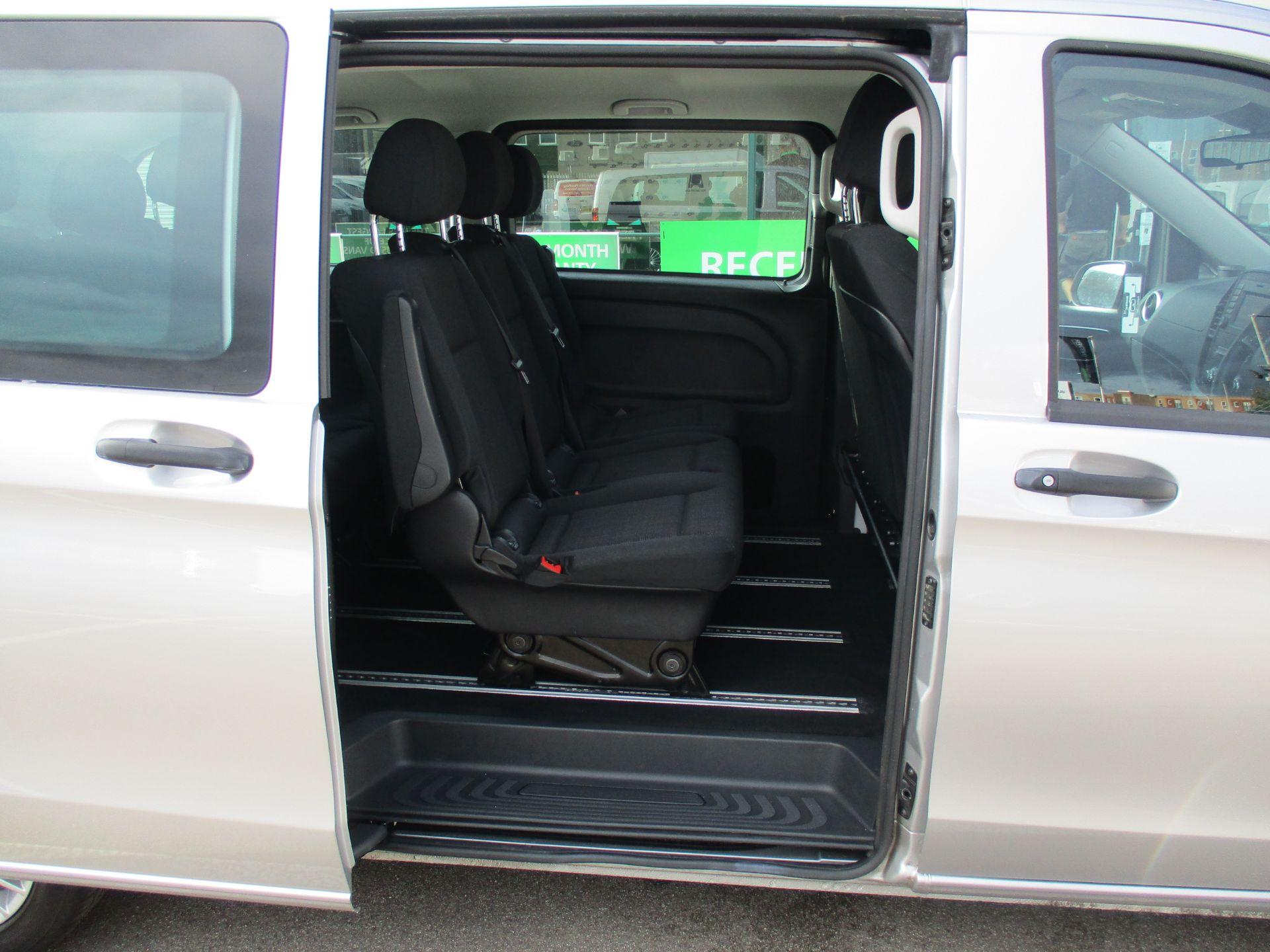2019 Mercedes-Benz Vito 119 Bluetec Tourer Select 7-Gtronic 9 Seats Euro 6 (KX19RZG) Image 10