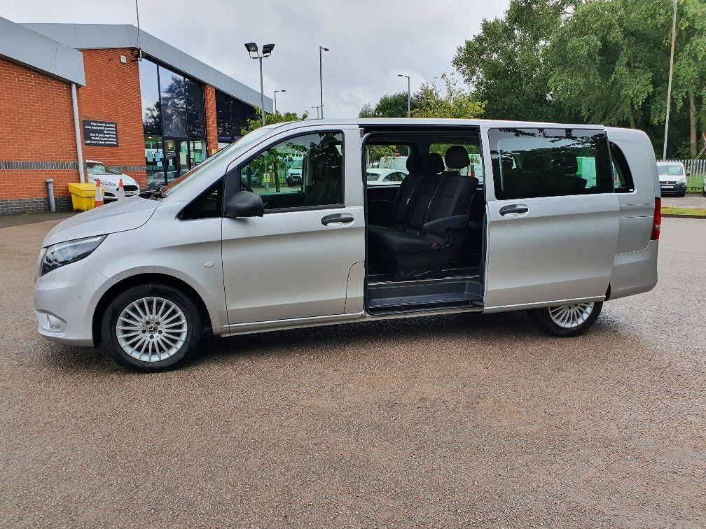 2019 Mercedes-Benz Vito 119 Cdi Select 8-Seater 7G-Tronic (KX19RZH) Image 14