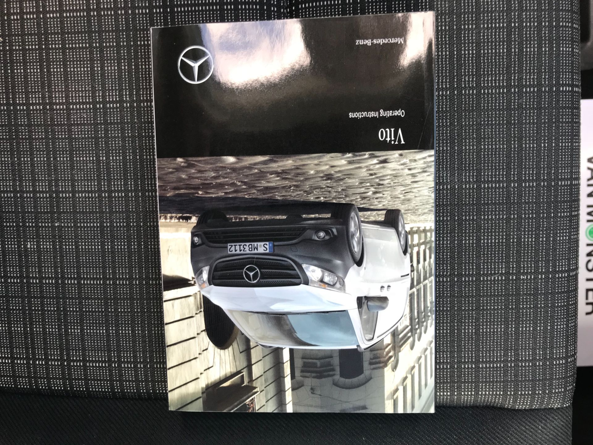 2019 Mercedes-Benz Vito 119 Cdi Select 8-Seater 7G-Tronic (KX19RZK) Image 39